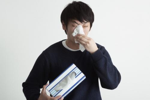アレルギーの1つ「花粉症」は鼻と目に変調が!